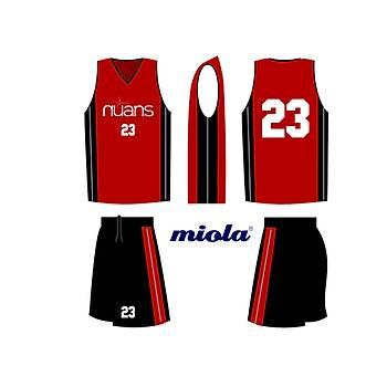Dijital Basketbol Forma Þort / MFV-48