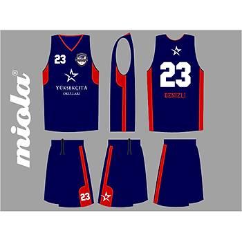 Dijital Basketbol Forma Þort / MFV-57