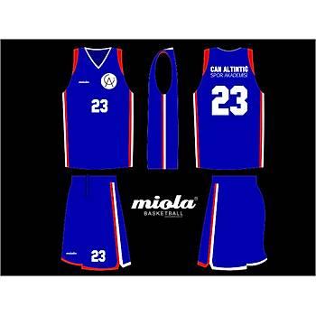 Basketbol Forma Þort MFV-43