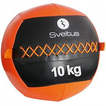 Sveltus Wall Ball 10 Kg Duvar Topu