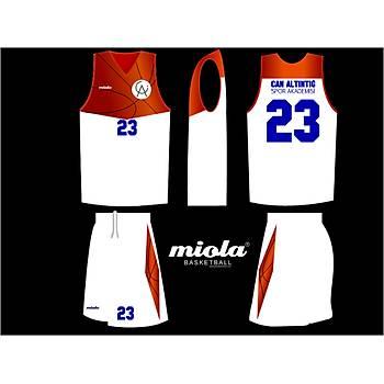 Dijital Basketbol Forma Þort / MFV-40