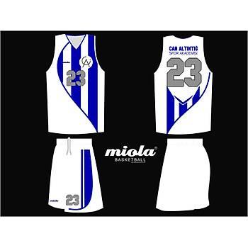 Dijital Basketbol Forma Þort / MFV-45