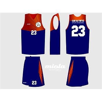 Dijital Basketbol Forma Þort / MFV-41