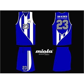 Dijital Basketbol Forma Þort / MFV-44