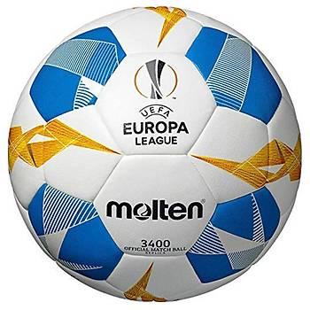 Molten F5U3400-G18 5 Numara UEFA Avrupa Ligi Tasarýmý Futbol Topu