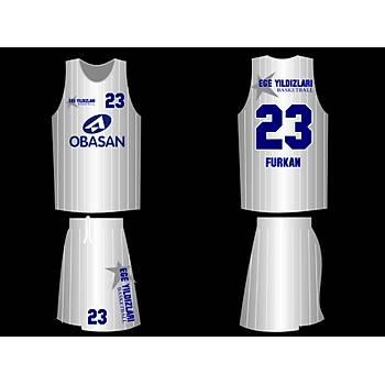 Dijital Basketbol Forma Þort / MFB-71