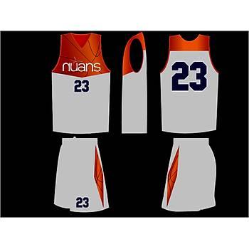 Dijital Basketbol Forma Þort / MFV-46