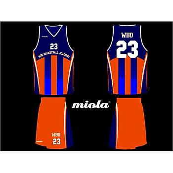 Basketbol Forma Þort / MFV-53