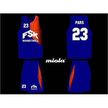 Dijital Basketbol Forma Þort / MFB-66