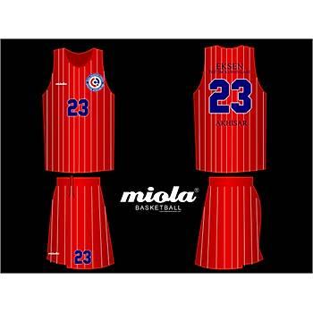 Dijital Basketbol Forma Þort / MFB-59