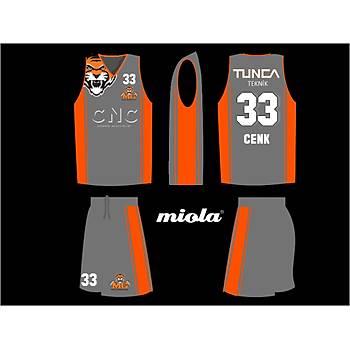 Dijital Basketbol Forma Þort / MFV-50