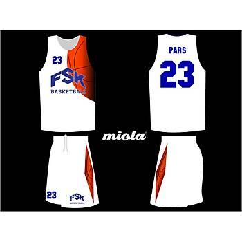 Dijital Basketbol Forma Þort / MFB-67