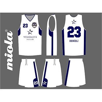 Dijital Basketbol Forma Þort / MFV-56