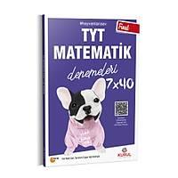 Kurul Yayýncýlýk 2021 TYT Final 7x40 Matematik Denemeleri QR Kod Çözümlü