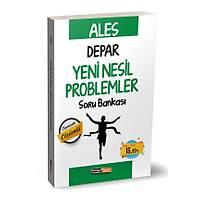 Kariyer Meslek 2021 ALES Depar Yeni Nesil Problemler Tamamý Çözümlü Soru Bankasý