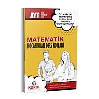 AYT Matematik Hocasýndan Ders Notlarý Kurul Yayýncýlýk