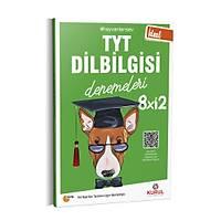 Kurul Yayýncýlýk 2021 TYT Ýdeal 8x12 Dil Bilgisi Denemeleri QR Kod Çözümlü