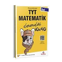 Kurul Yayýncýlýk 2021 TYT Ýdeal 10x40 Matematik Denemeleri QR Kod Çözümlü
