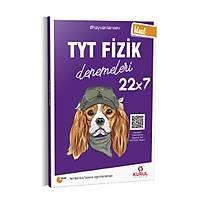 Kurul Yayýncýlýk 2021 TYT Ýdeal 22x7 Fizik Denemeleri QR Kod Çözümlü