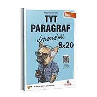 Kurul Yayýncýlýk 2021 TYT Ýdeal 8x20 Paragraf Denemeleri QR Kod Çözümlü