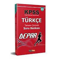 Kariyer Meslek 2021 KPSS Depar Türkçe Çözümlü Soru Bankasý