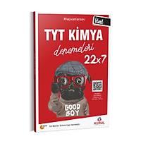 Kurul Yayýncýlýk 2021 TYT Ýdeal 22x7 Kimya Denemeleri QR Kod Çözümlü