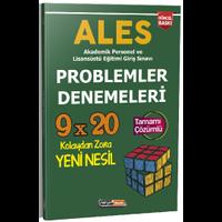 Kariyer Meslek 2021 ALES Kolaydan Zora 9×20 Yeni Nesil Çözümlü Problemler Denemeleri