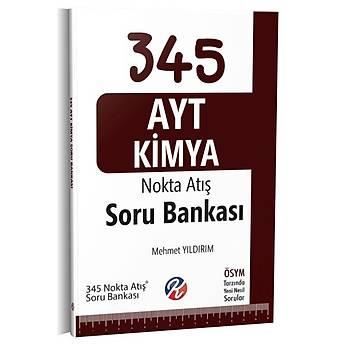 345 AYT Kimya Nokta Atýþ Soru Bankasý Kurul Yayýncýlýk