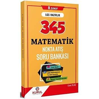 Kurul Yayýncýlýk 2022 LGS Matematik Nokta Atýþ Soru Bankasý