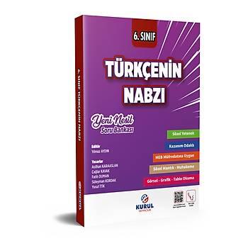 Kurul Yayýncýlýk 6.Sýnýf Türkçenin Nabzý Yeni Nesil Soru Bankasý