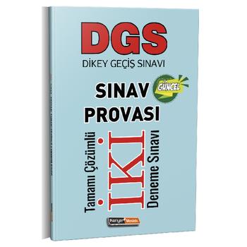 Kariyer Meslek 2021 DGS Sýnav Provasý Tamamý Çözümlü 2 Deneme Sýnavý
