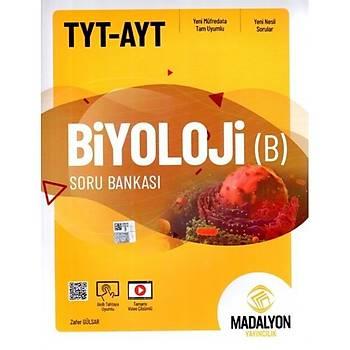 Madalyon Yayýnlarý TYT AYT Biyoloji B Soru Bankasý
