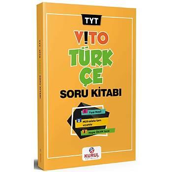Kurul Yayýncýlýk 2022 TYT Vito Türkçe Soru Kitabý