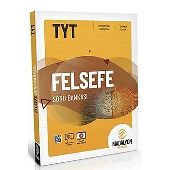 Madalyon Yayýnlarý TYT Felsefe Soru Bankasý