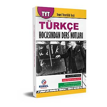Kurul Yayýncýlýk 2022 TYT Türkçe Hocasýndan Ders Notlarý