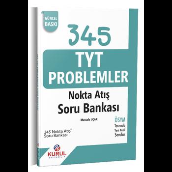 345 TYT Problemler Nokta Atýþ Soru Bankasý Kurul Yayýncýlýk