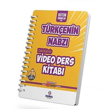 Tüm Sýnavlar Ýçin Türkçenin Nabzý Taktiklerle Video Ders Kitabý