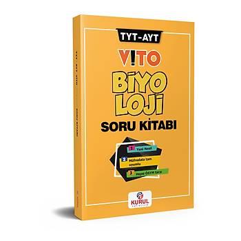 Kurul Yayýncýlýk 2022 TYT AYT Vito Biyoloji Soru Kitabý