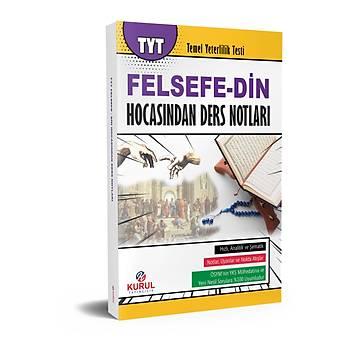 Kurul yayýncýlýk 2022 TYT Felsefe Din Hocasýndan Ders Notlarý