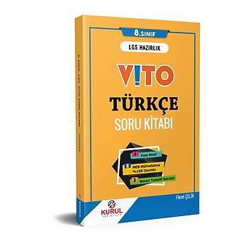 Kurul Yayýncýlýk 2022 LGS Vito Türkçe Soru Kitabý
