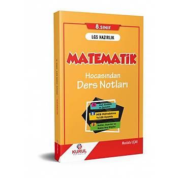 Kurul Yayýncýlýk 2022 LGS Matematik Hocasýndan Ders Notlarý