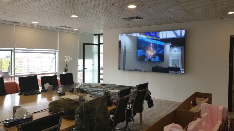 video wall led ekranlar