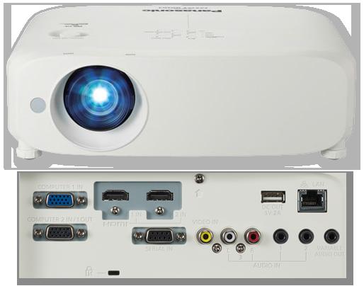 Panasonic Projeksiyon Cihazý