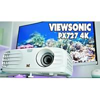Viewsonic PX727-4K 4K UHD Projeksiyon Cihazý - HEDÝYELÝ
