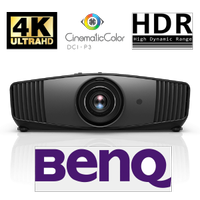 BenQ W5700 CinePrime 4K UHD Ev Sinema Projeksiyon Cihazý