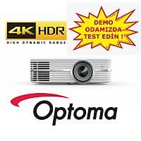 Optoma UHD40 4K Home Cinema Projeksiyon Cihazý