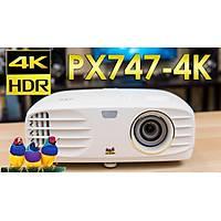 Viewsonic PX747-4K 4K UHD Projeksiyon Cihazý - HEDÝYELÝ