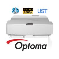 Optoma HD35UST Ultra Kýsa Mesafa Projeksiyon Cihazý