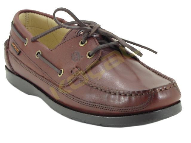 3b2c459a59ef Dockers 204352 Kızılkahve Marin Erkek Ayakkabı Koçal Ayakkabı ...