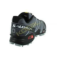 Salomon Speedcross 3 Dark Cloud/Black/Light Onix